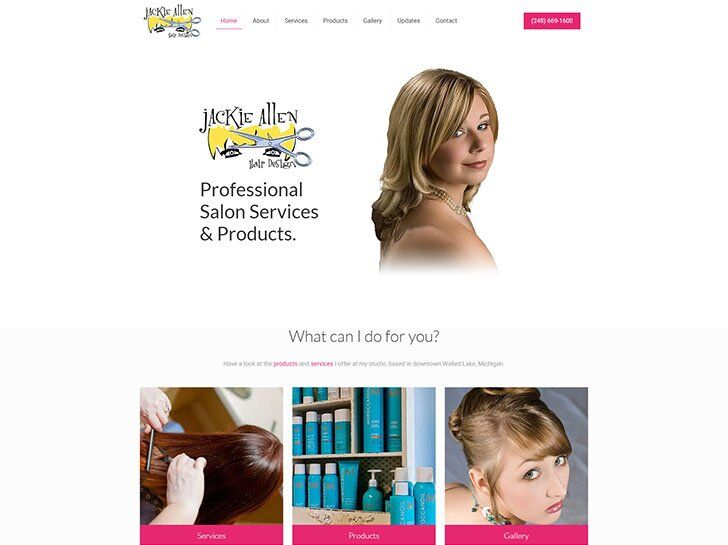 Jackie Allen Hair Design