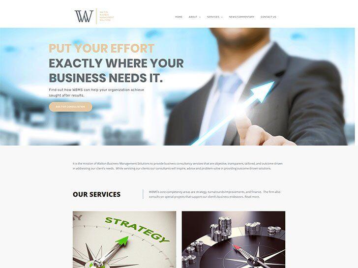 Walton Business Management Solutions (WBMS)
